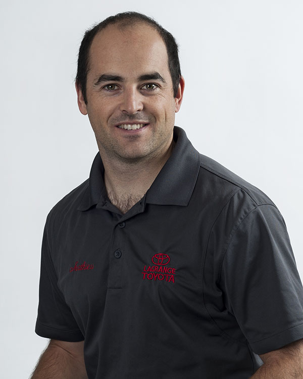 Mathieu Lagrange