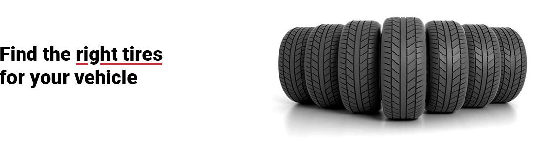 Centre du pneu Toyota